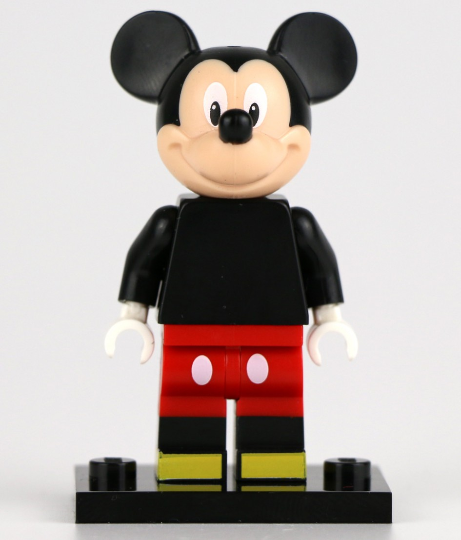 lego disney minifiguren 71012 micky maus im review. Black Bedroom Furniture Sets. Home Design Ideas