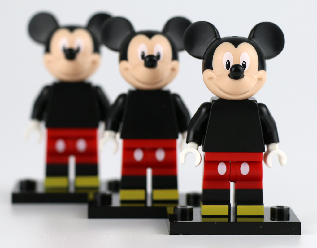 Micky Maus! Micky Maus! Micky Maus! | © Andres Lehmann / zusammengebaut.com