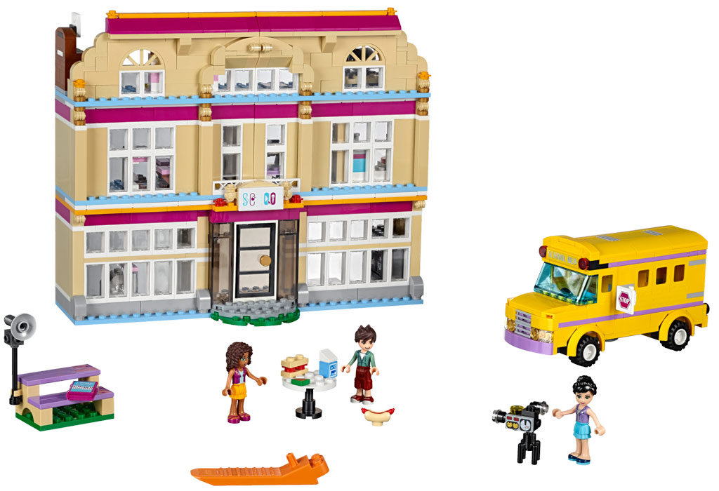 Lego Friends Heartlake Performance School (41134) | © LEGO Group