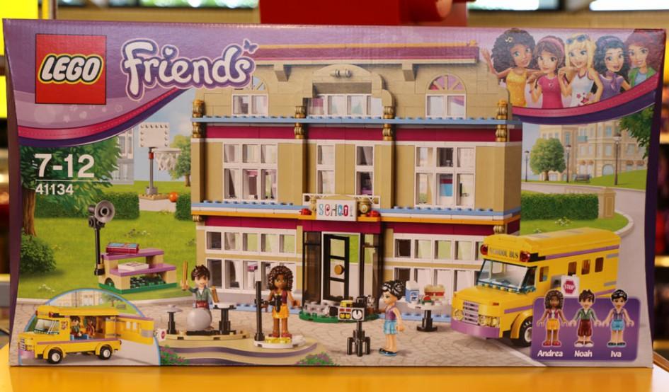 Lego Friends Heartlake Performance School (41134) | © Andres Lehmann / zusammengebaut.com