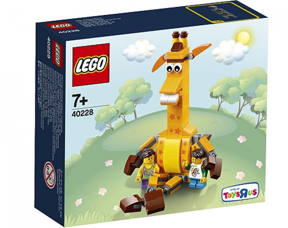 Geoffrey und seine kleinen Freunde | © LEGO Group