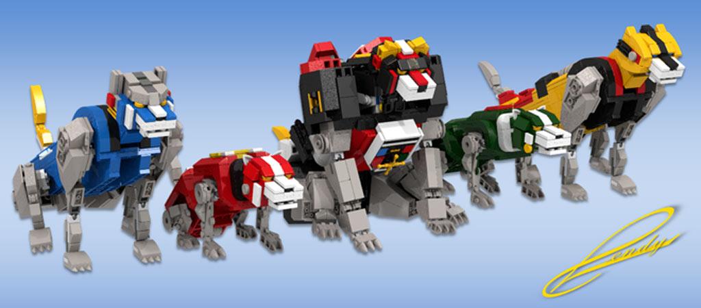 Versammelte Mannschaft | @ len_d69 / Lego Ideas