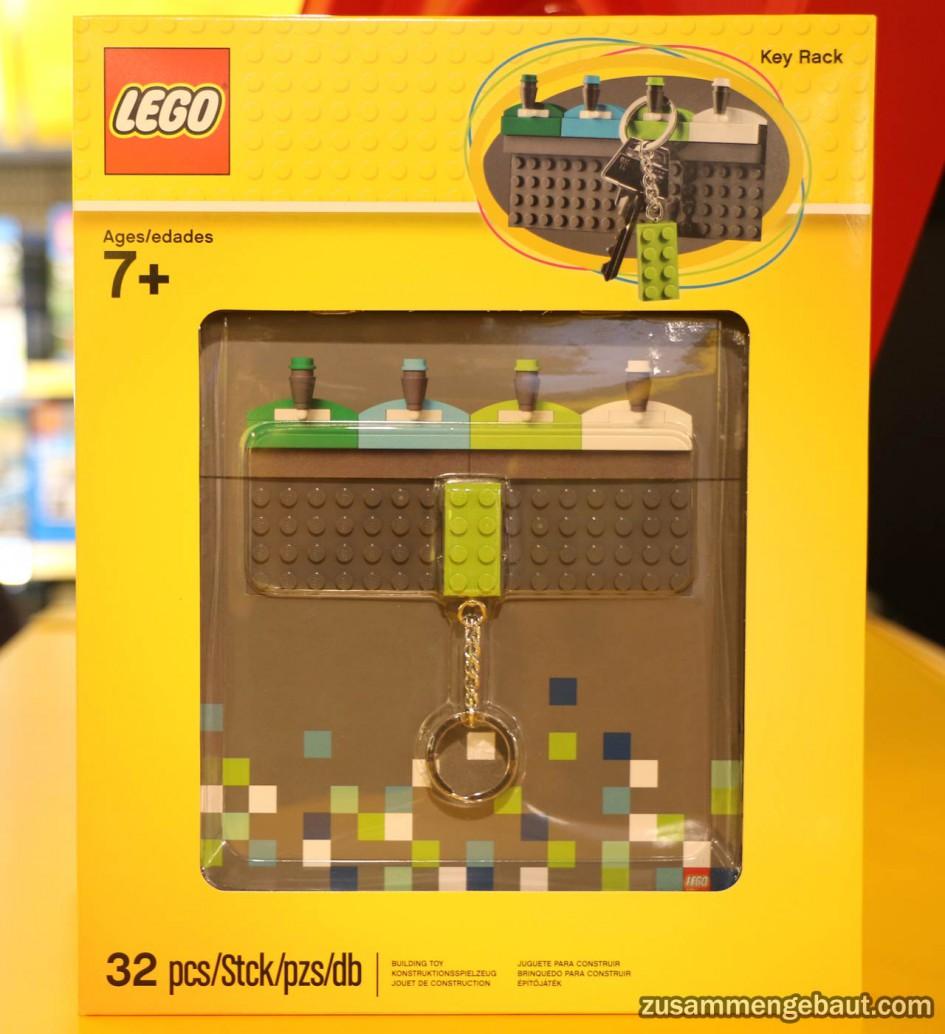 Wohin mit den Schlüsseln? Lego hat die Antwort!   © Andres Lehmann / zusammengebaut.com