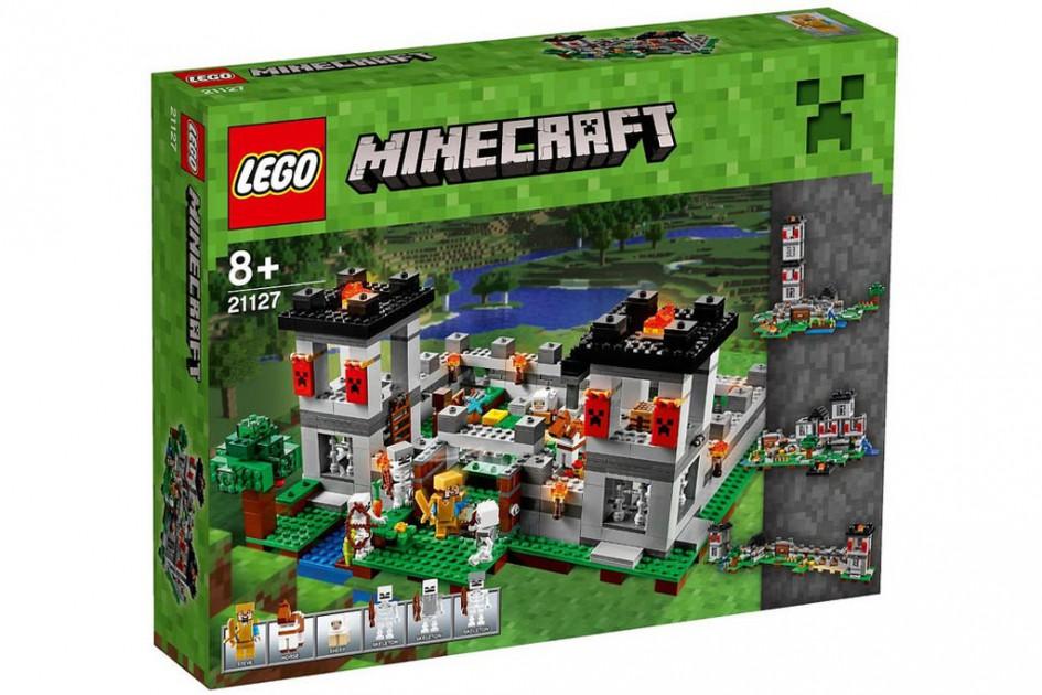 Lego Minecraft: Die Festung (21127) | © LEGO Group