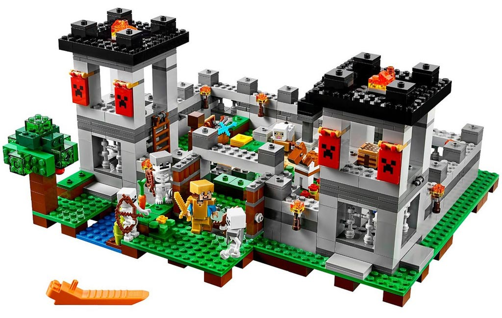Ein Festung | © LEGO Group