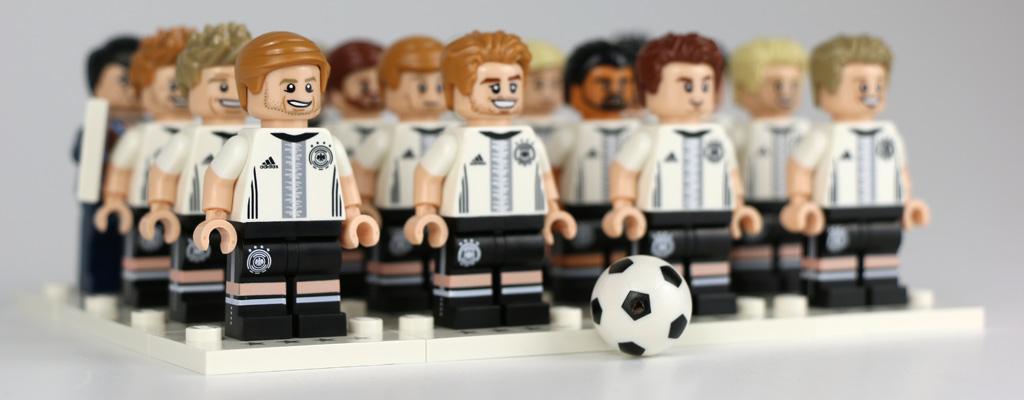 Eine Mannschaft | © Andres Lehmann / zusammengebaut.com