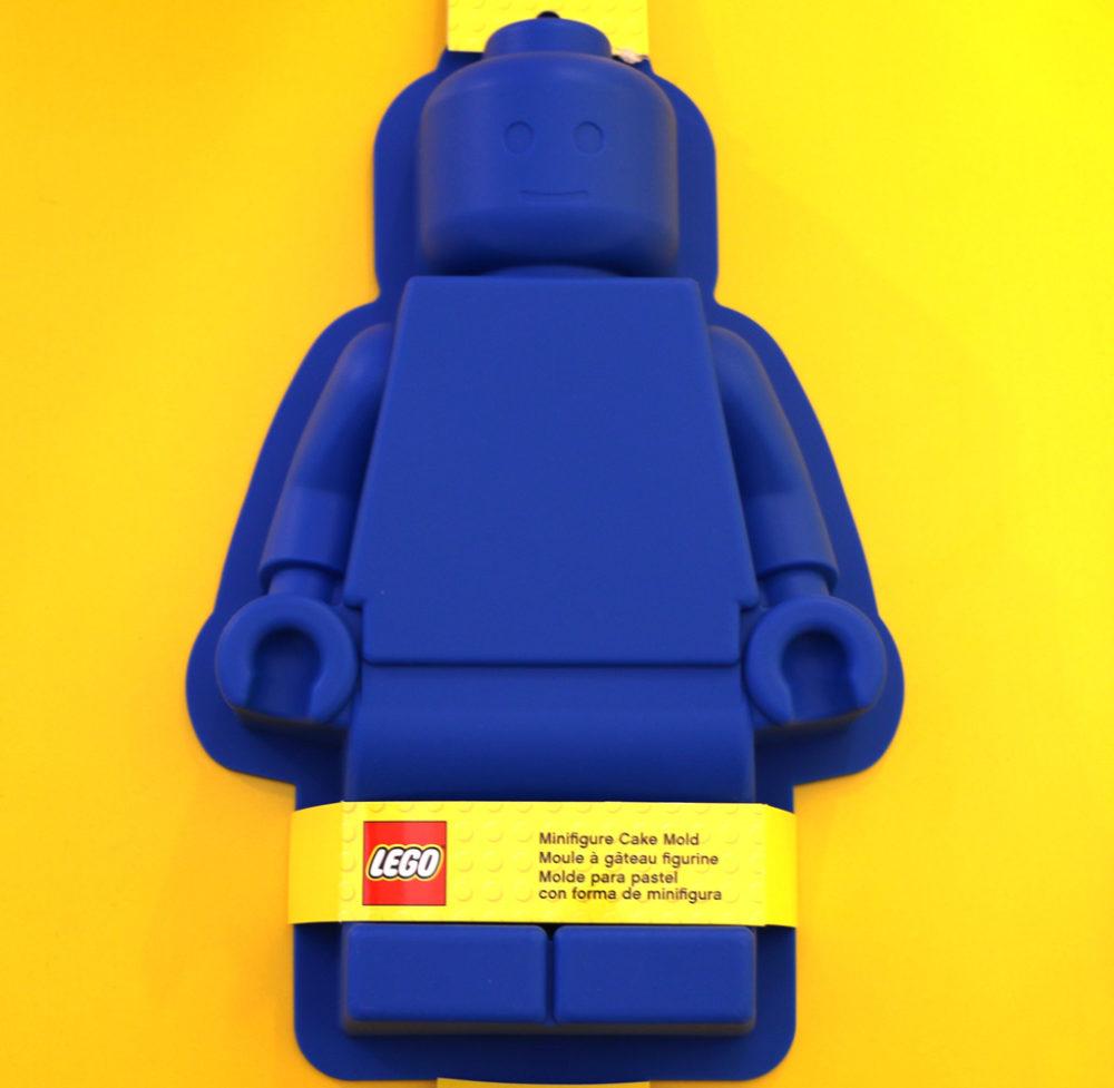 Neue Lego Minifiguren Kuchen Backform Erste Sahne Zusammengebaut