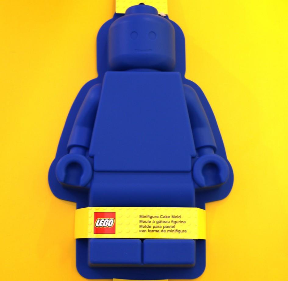 Lego Kuchen Backform | © Andres Lehmann / zusammengebaut.com