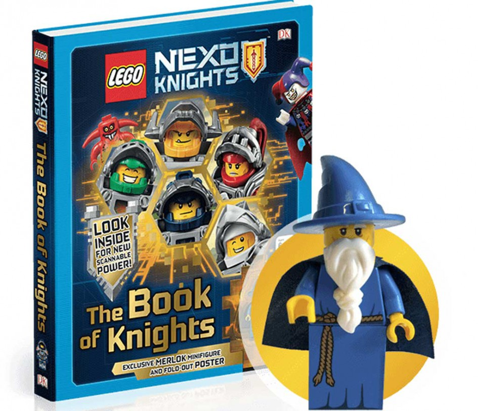 """Lego Nexo Knights """"The Book of Knights"""" 