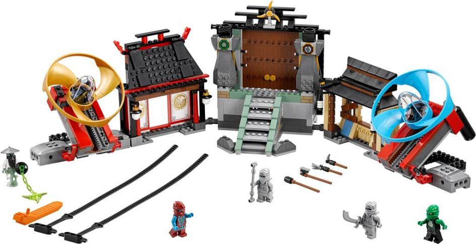 Lego Ninjago Airjitzu Battle Grounds (70590)  | © LEGO Group