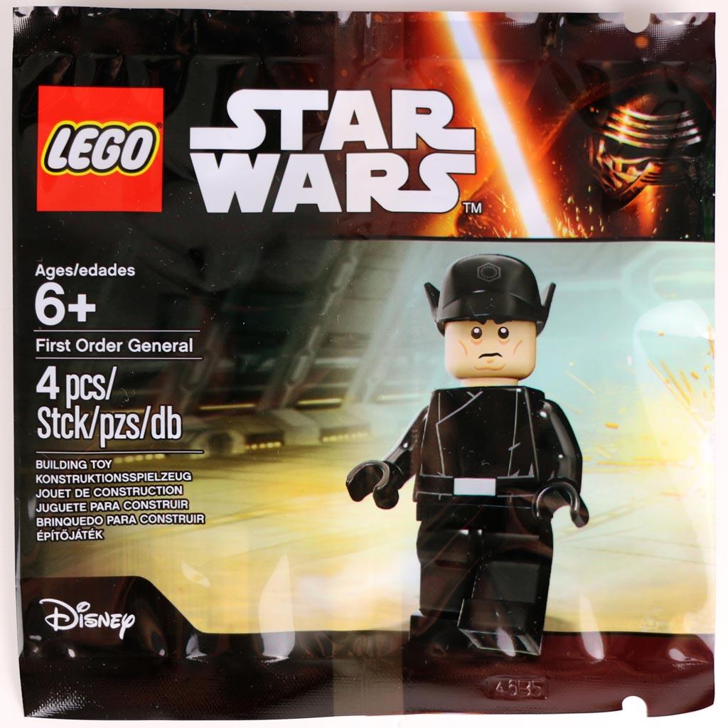 Im Polybag: Lego Star Wars First Order General | © Andres Lehmann / zusammengebaut.com
