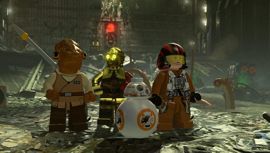 Das Abenteuer ruft!   © Warner Bros. Entertainment Group
