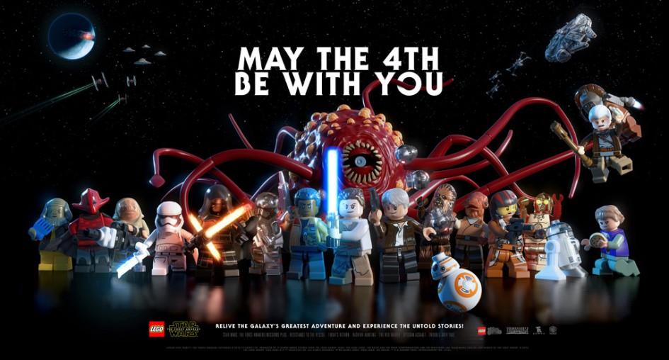 """May the 4th be with you: Warner Bros. und neue Details zum """"The Force Awakens"""" Videospiel   © Warner Bros."""