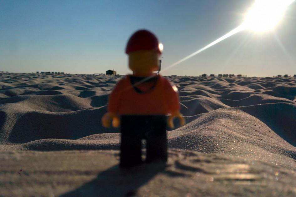 Sandiges Vergnügen | © Andres Lehmann  / zusammengebaut.com