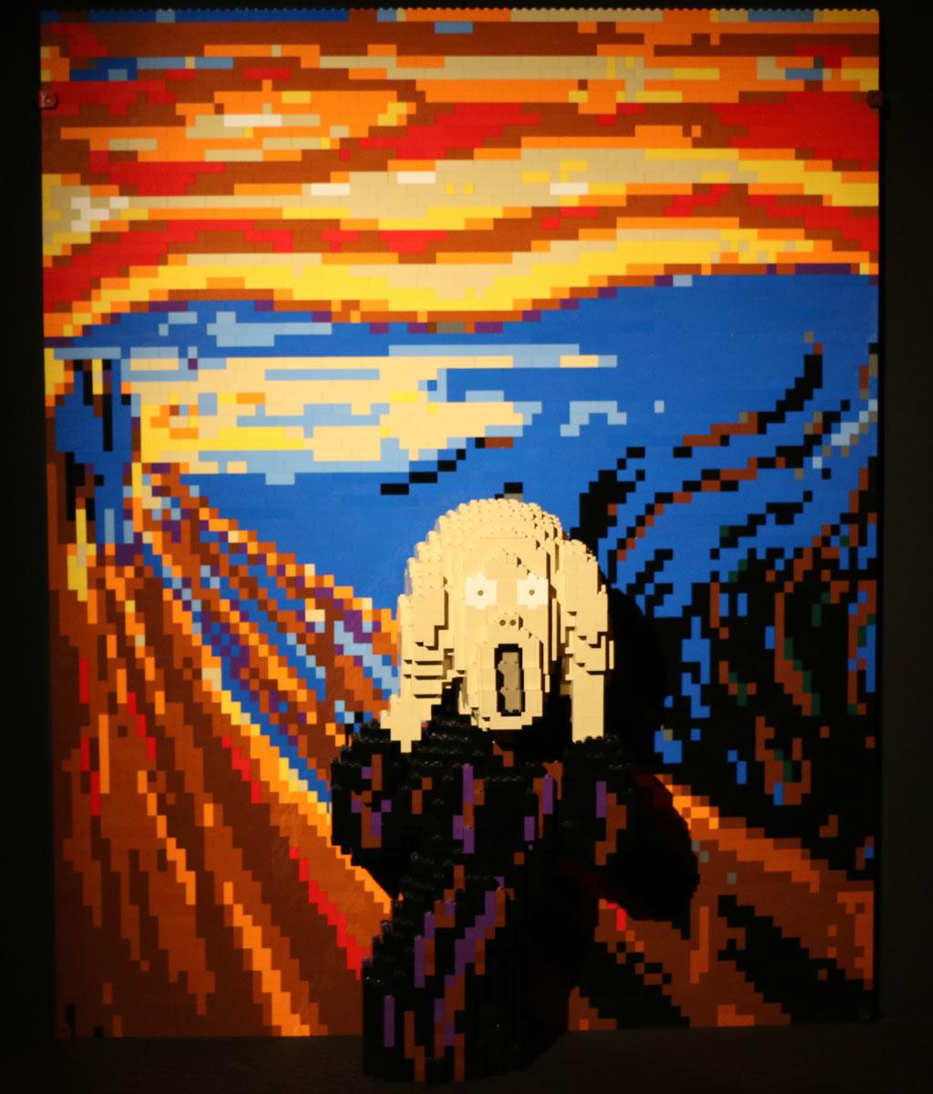 Lego ist der letzte Schrei! | © Andres Lehmann / zusammengebaut.com