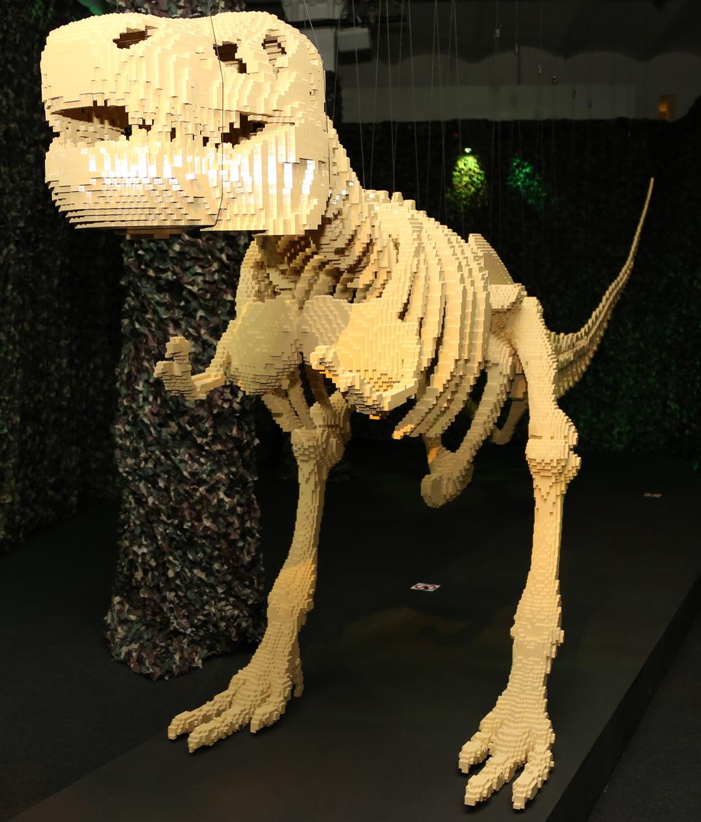 Dinosaurier in Hamburg | © Frank Burmester