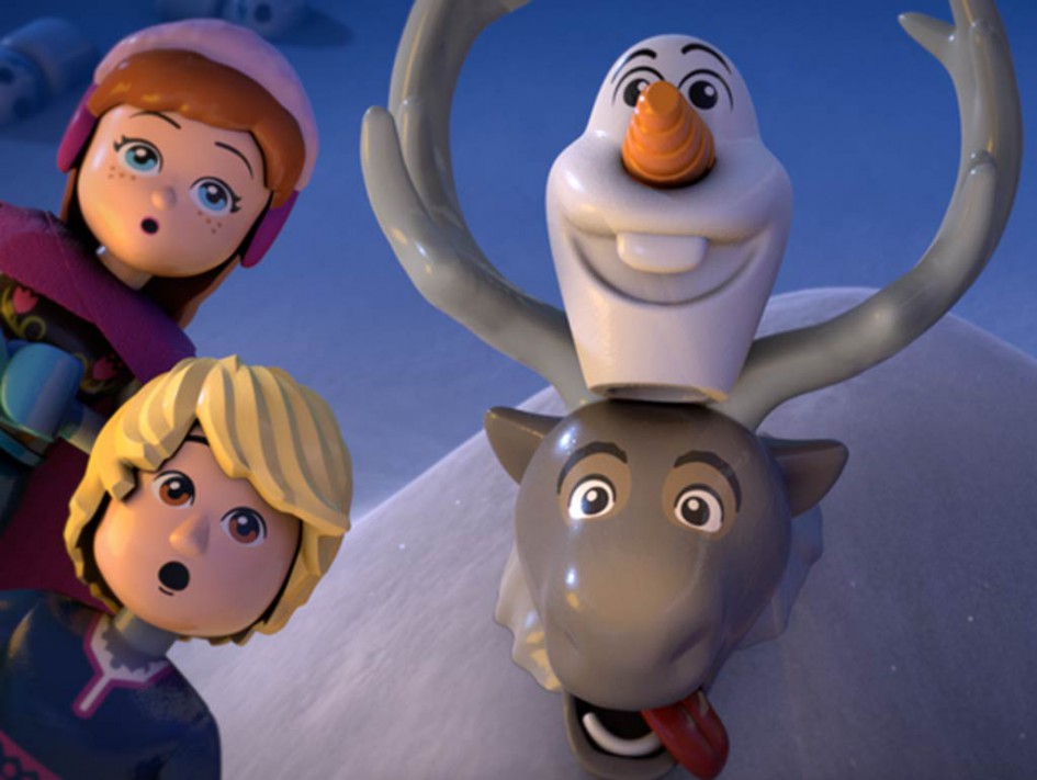 Disney Frozen Northern Lights: Olaf ist wieder da! | © LEGO Group / Disney