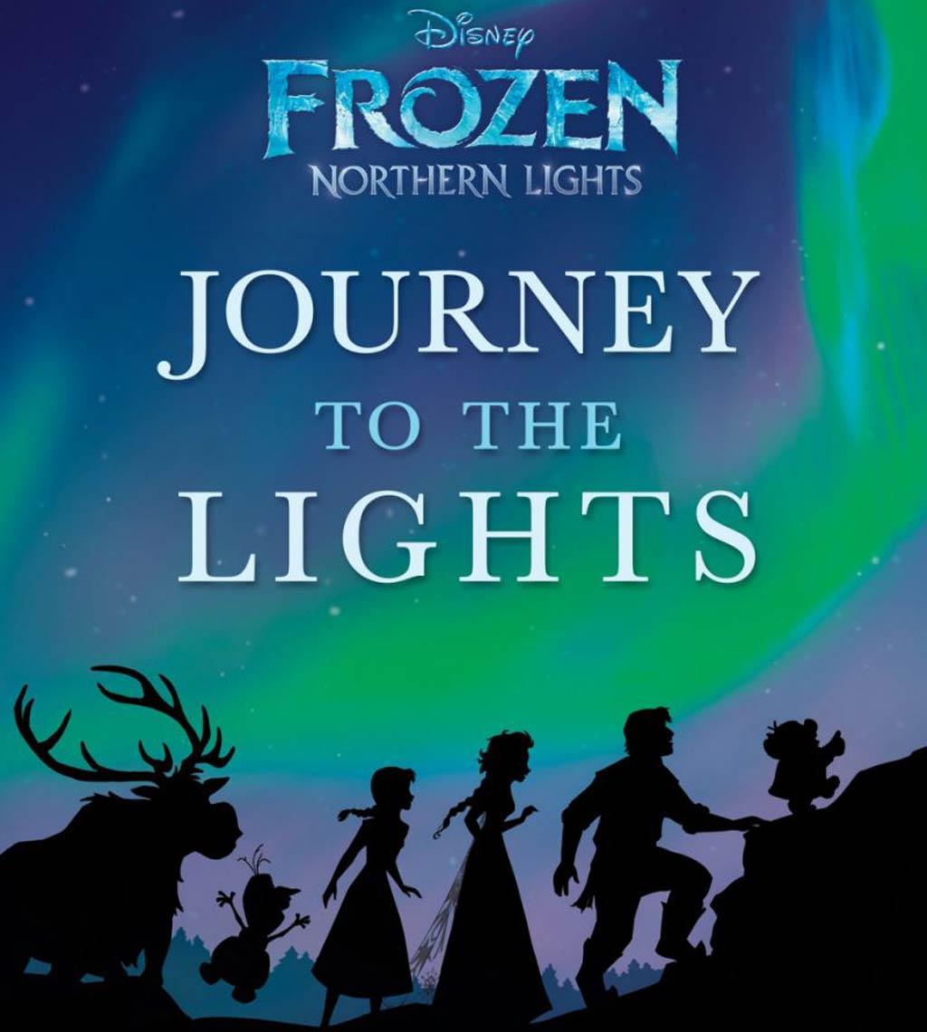 Die Reise zu den Lichtern... | ©  Disney