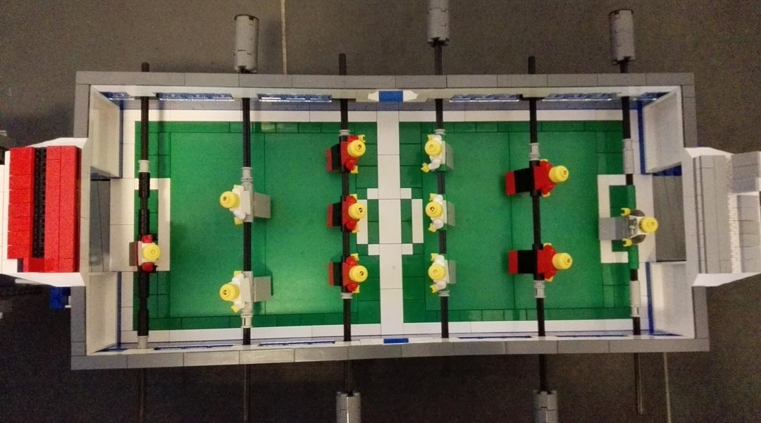 Vogelperspektive | © Brick-lebrit LEGO Creations