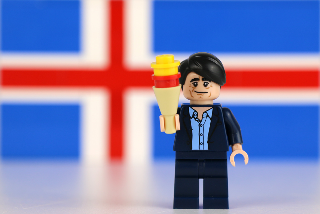 Bundestrainer Jogi Löw muss seine Mannschaft nun doch auf Frankreich einstellen, und nicht die wackeren Isländer... | © zusammengebaut.com