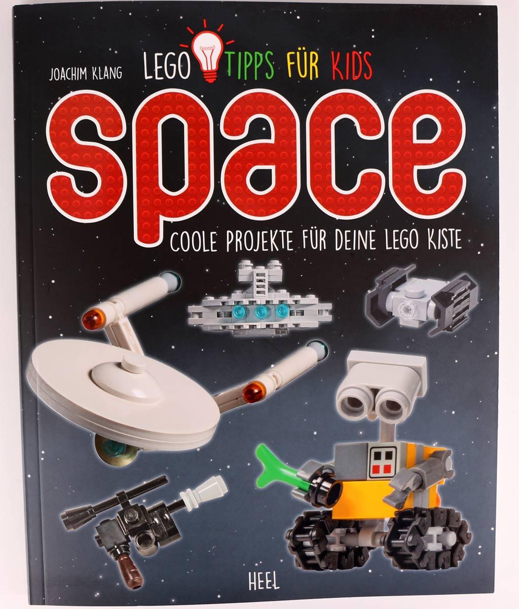 Joachim Klang: LEGO Tipps für Kids – Space – Coole Projekte für Deine LEGO Kiste | © zusammengebaut.com