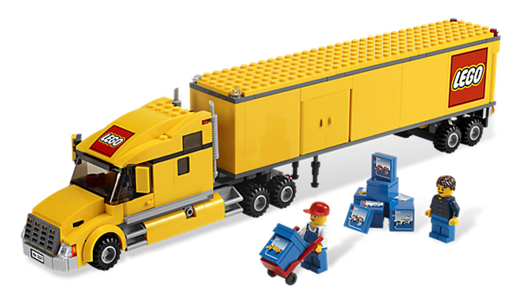 LEGO City Trucks (3221) | © LEGO Group
