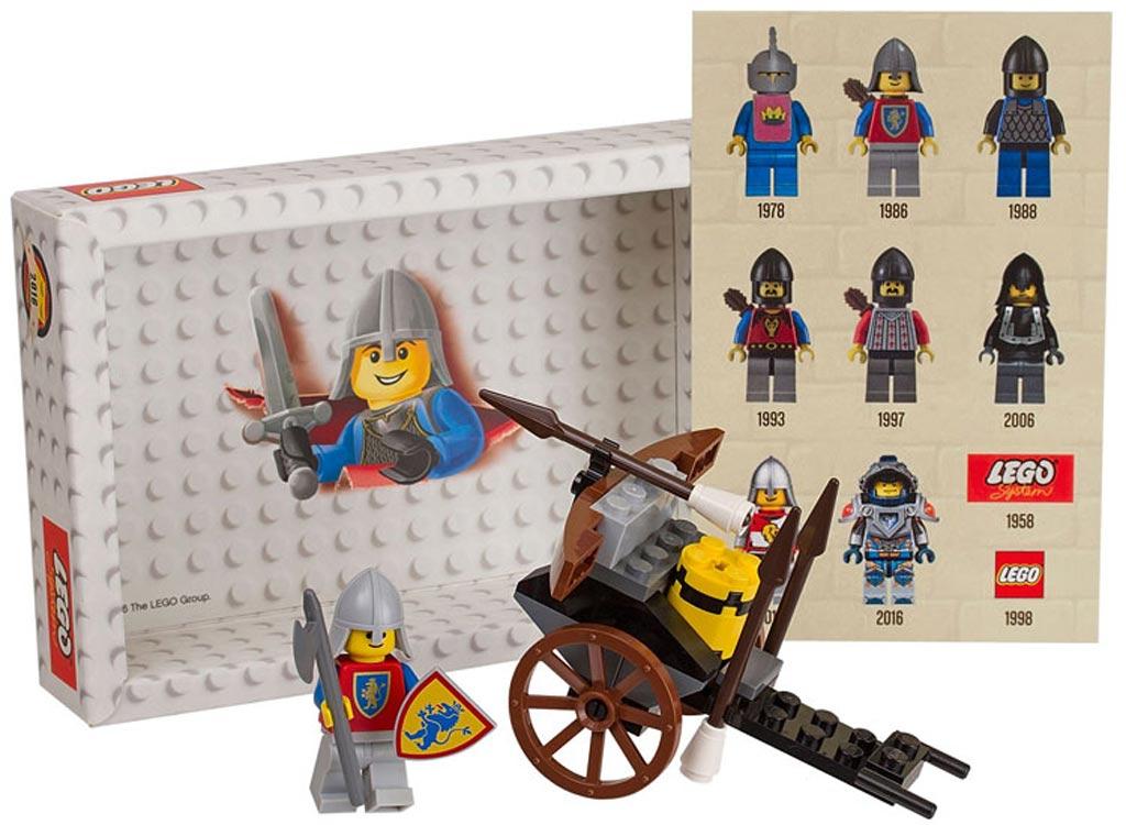 Katapult und Minifigur | © LEGO Group