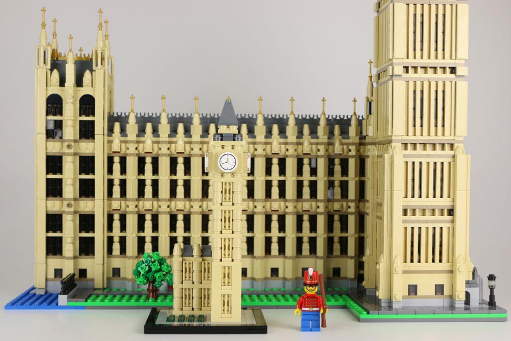 Big Ben, Big Ben, Minifigure | © Andres Lehmann / zusammengebaut.com