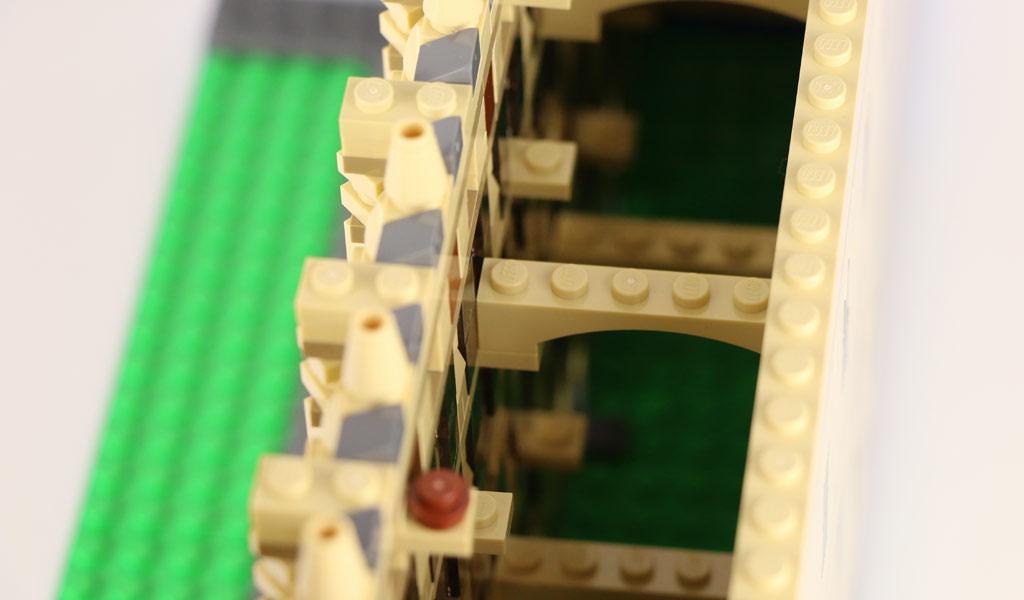 Bei diesem Modell zählt die äußere Fassade | © Andres Lehmann / zusammengebaut.com
