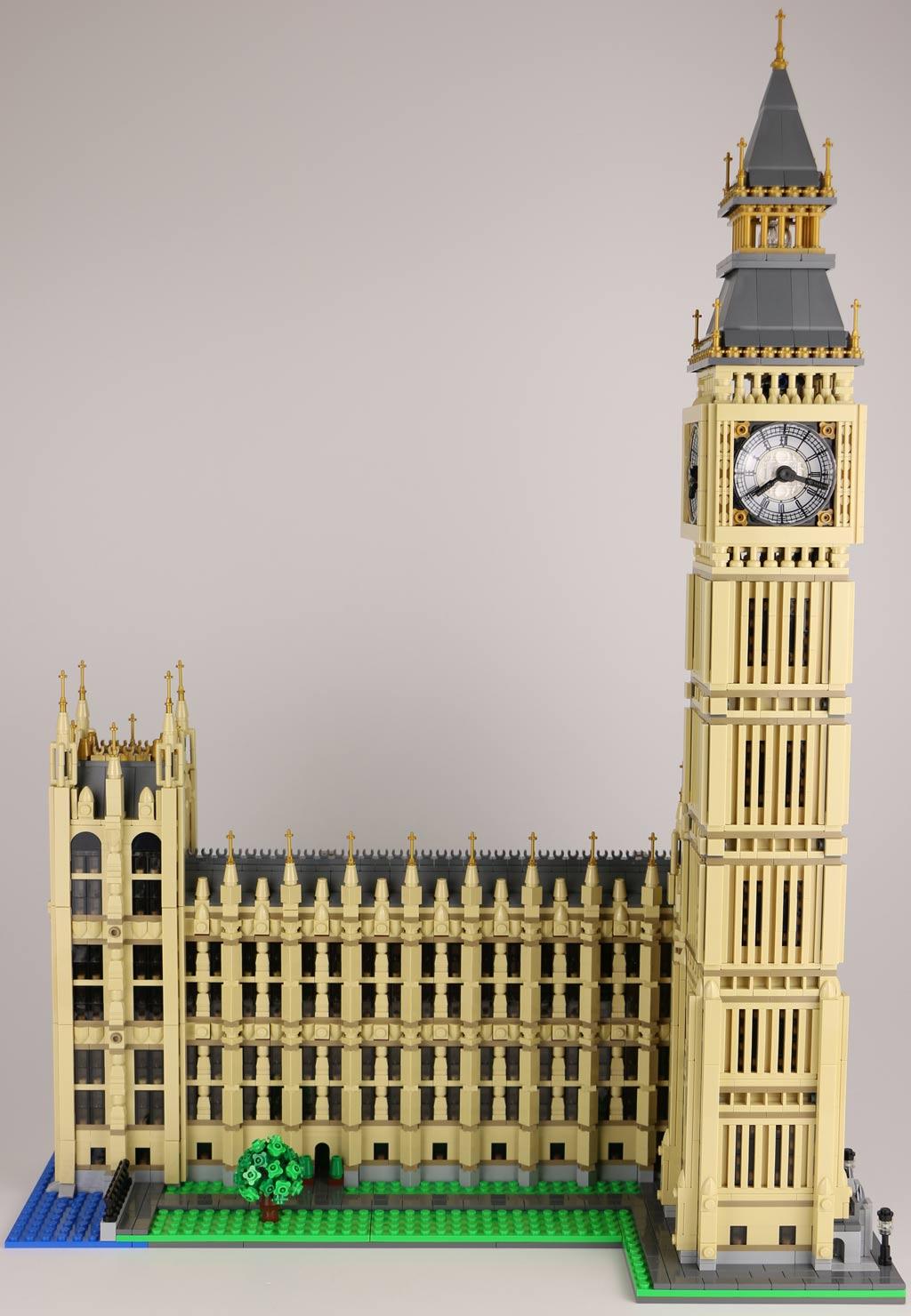 Lego Creator Expert Big Ben (10253) in voller Pracht | © Andres Lehmann / zusammengebaut.com