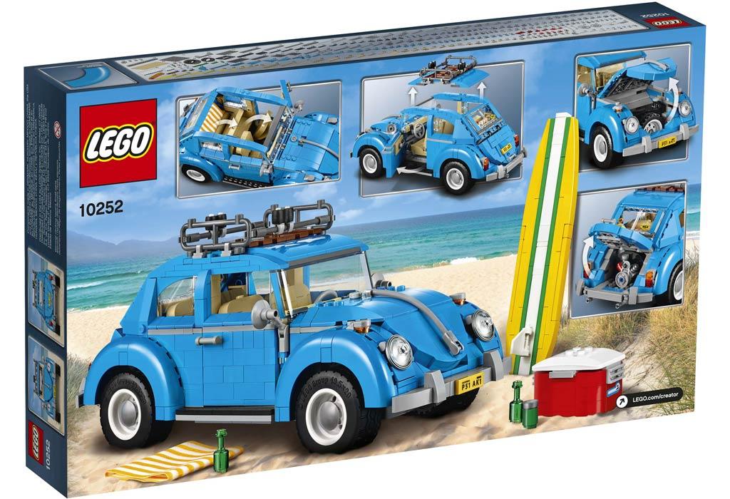 Rückseite des Kartons | © LEGO Group