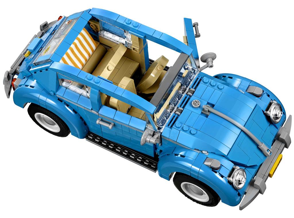 Das Dach ist abnehmbar. | © LEGO Group