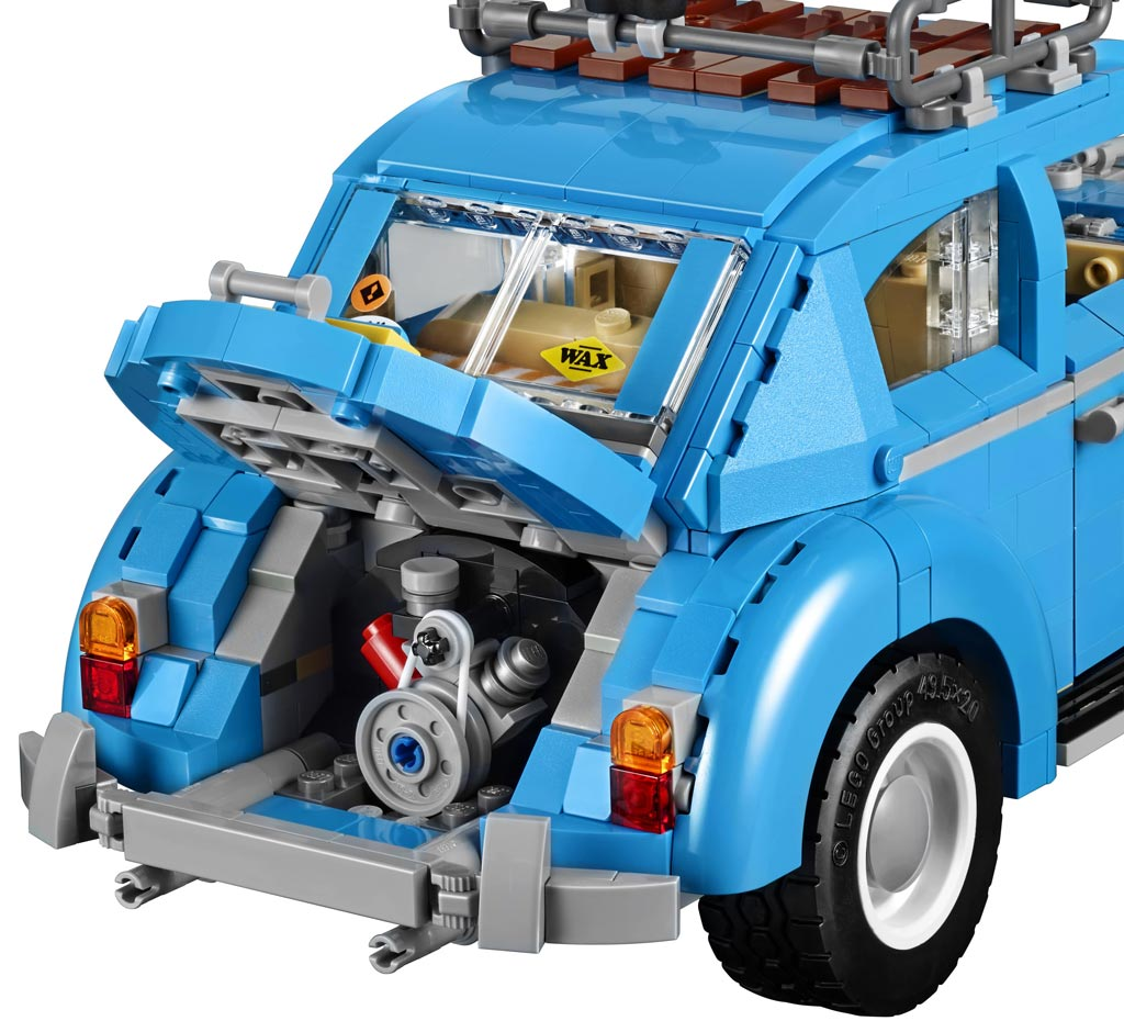 lego creator volkswagen beetle 10252 der vw k fer kommt. Black Bedroom Furniture Sets. Home Design Ideas