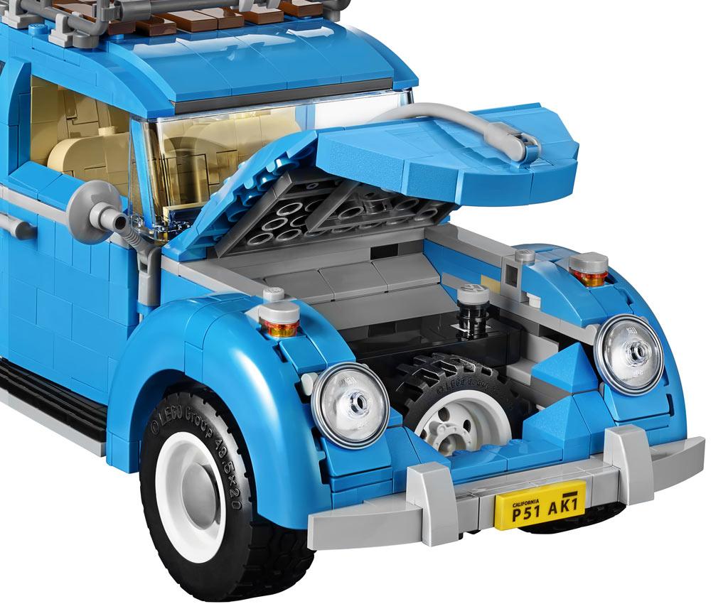 Motorhaube | © LEGO Group