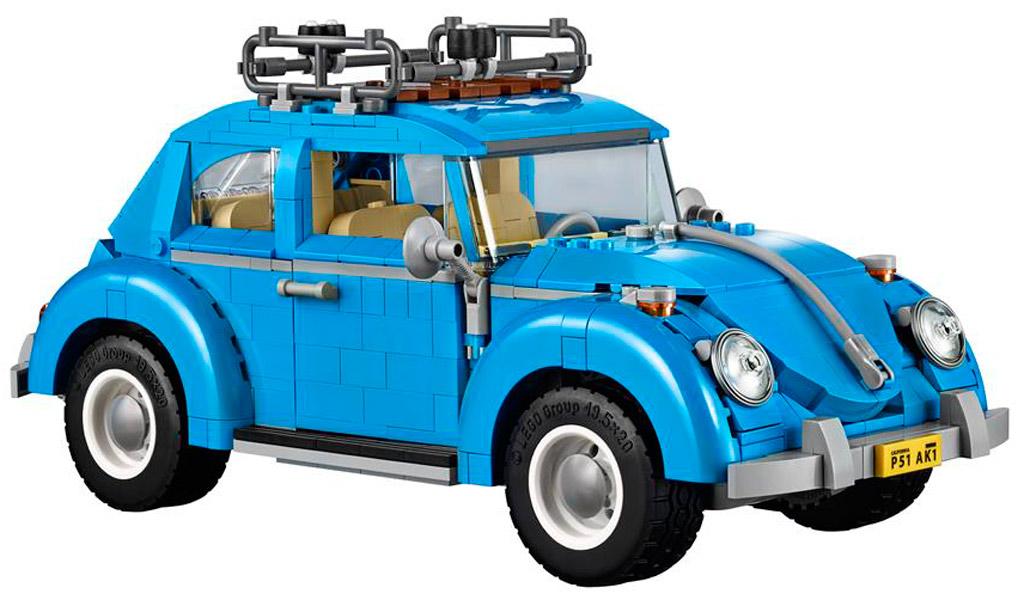 Die Reise kann starten! | © LEGO Group