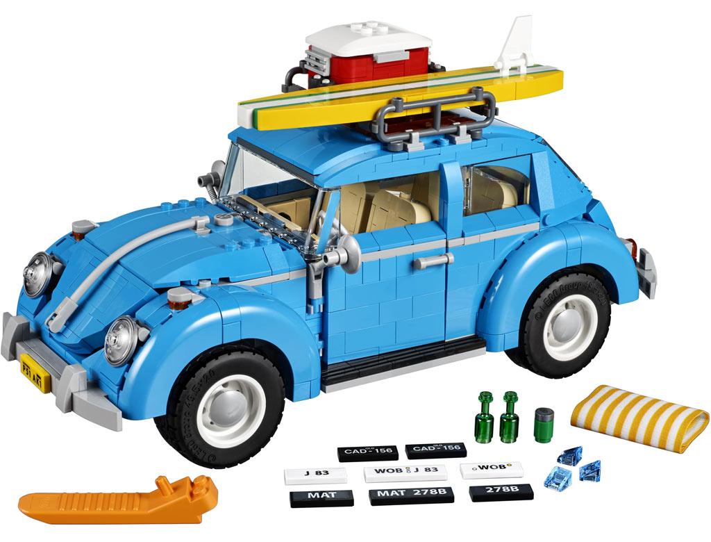 Set-Umfang | © LEGO Group
