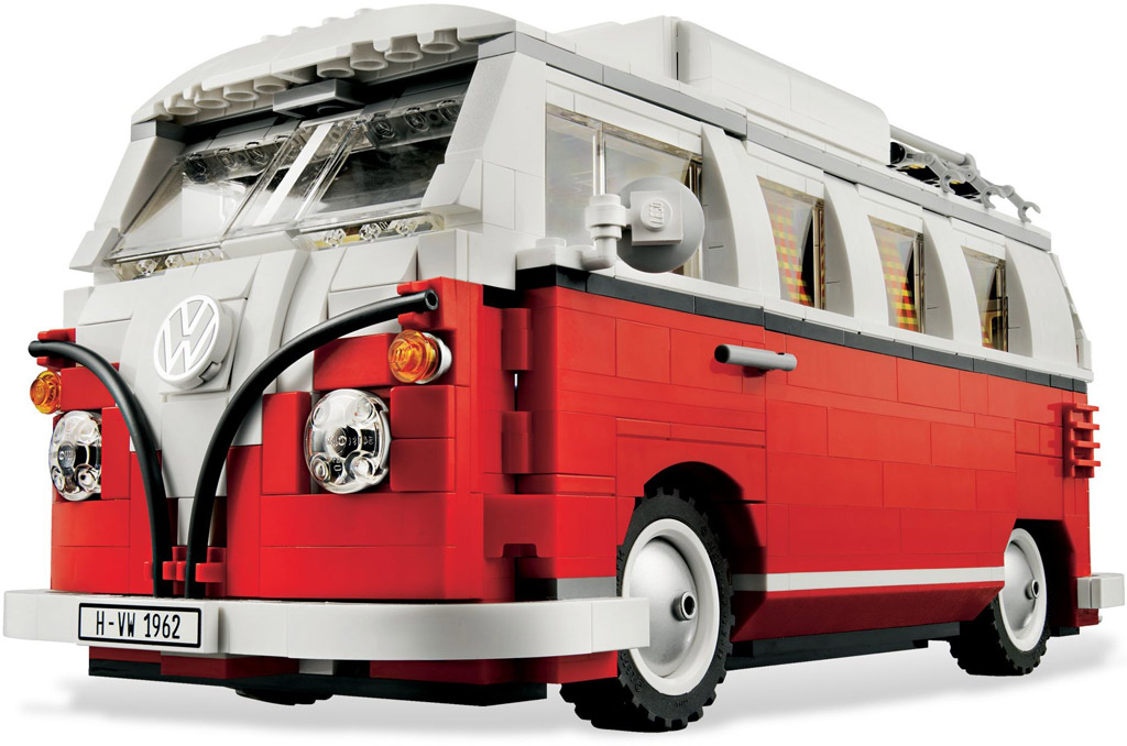 LEGO Creator Volkswagen T1 Campingbus (10220) | © LEGO Group
