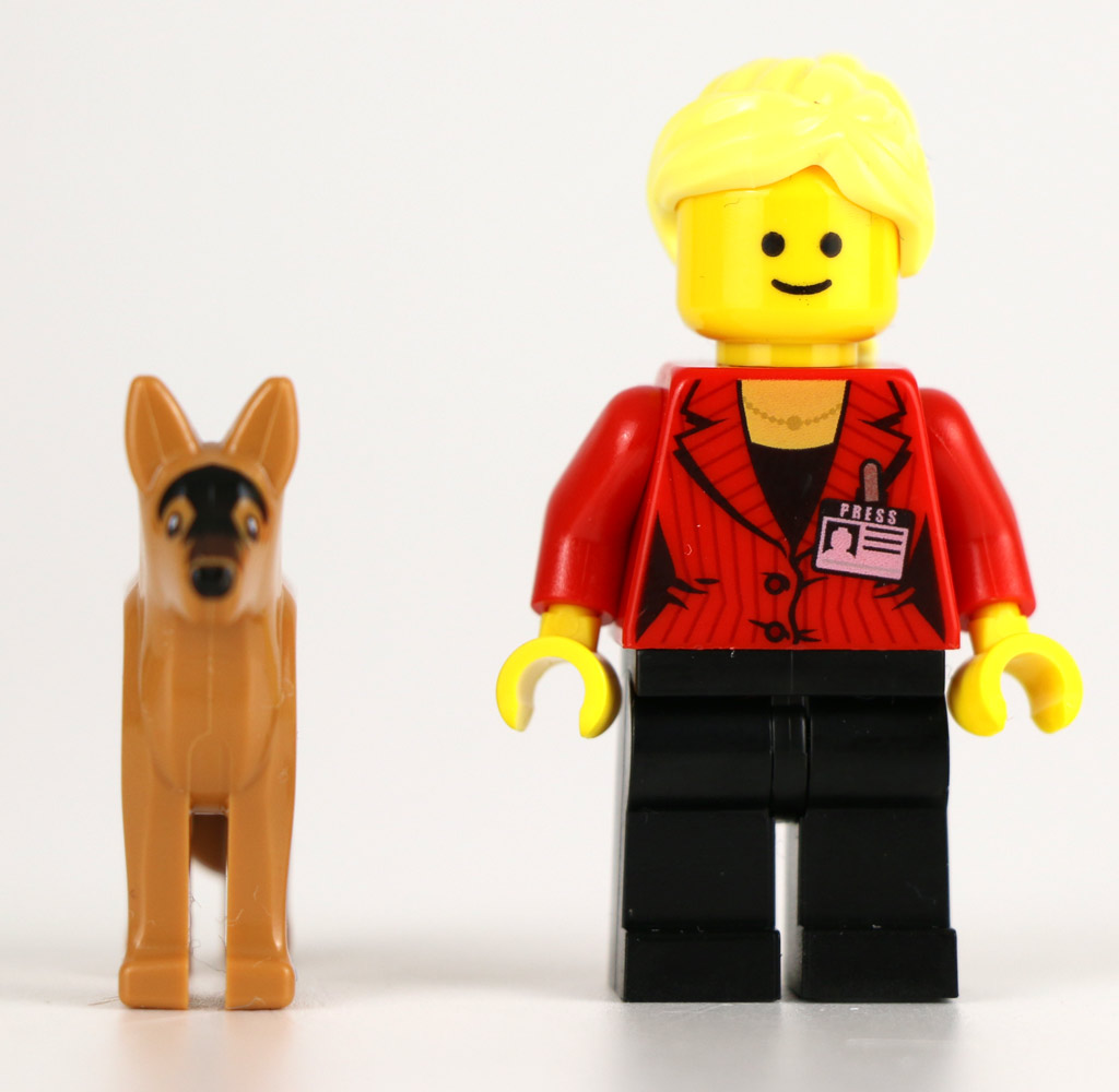 Hund und die Dame von der Presse | © Andres Lehmann / zusammengebaut.com