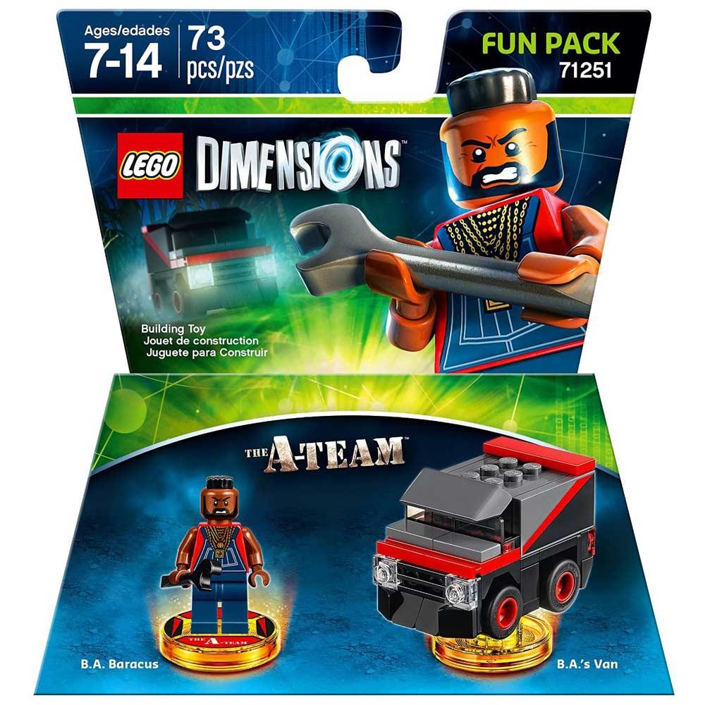 Wenn es mal wieder brennt: Das A-Team kommt! | © Warner Bros. / LEGO Group