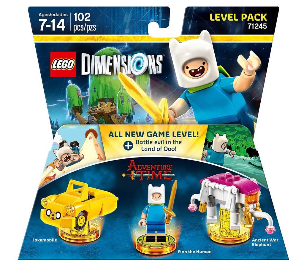 Adventure Time! | © Warner Bros. / LEGO Group