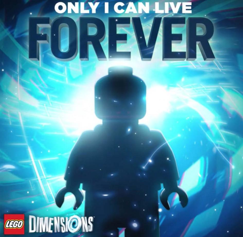 Ja, wer kommt denn da? | © Warner Bros. / LEGO Group