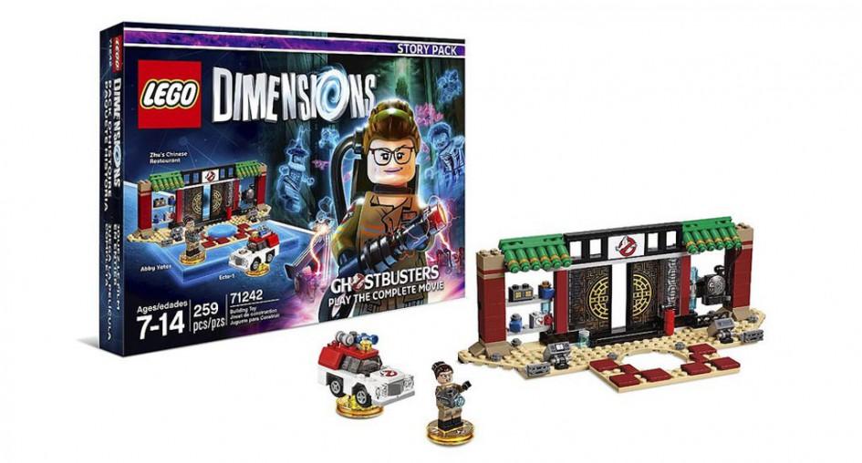Die Geisterjägerinnen kommen!   © Warner Bros. / LEGO Group