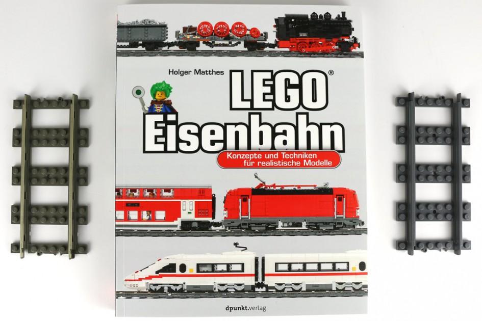 Lego Eisenbahn | © dpunkt Verlag