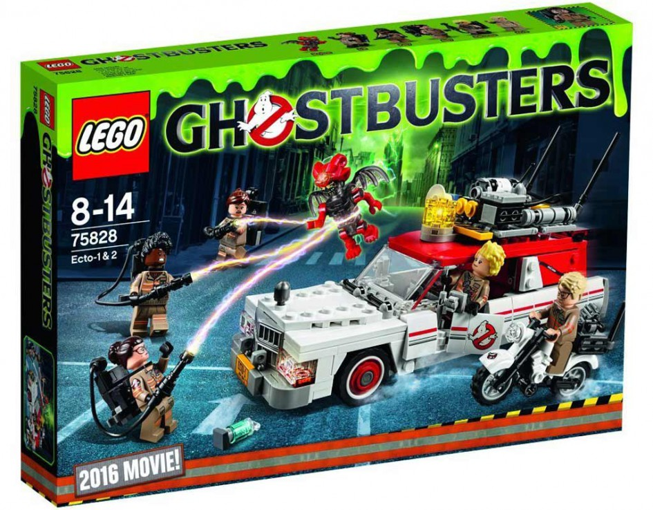 Lego Ghostbusters Ecto 1 & 2 (75828) | © Lego Group