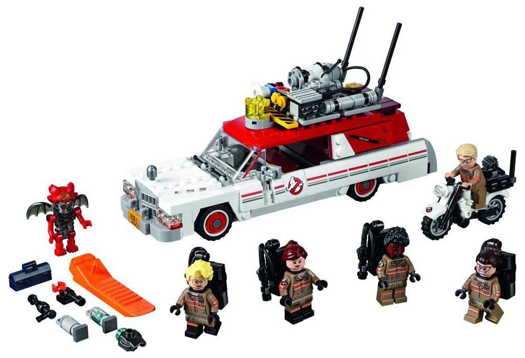 Zwei Vehikel | © Lego Group