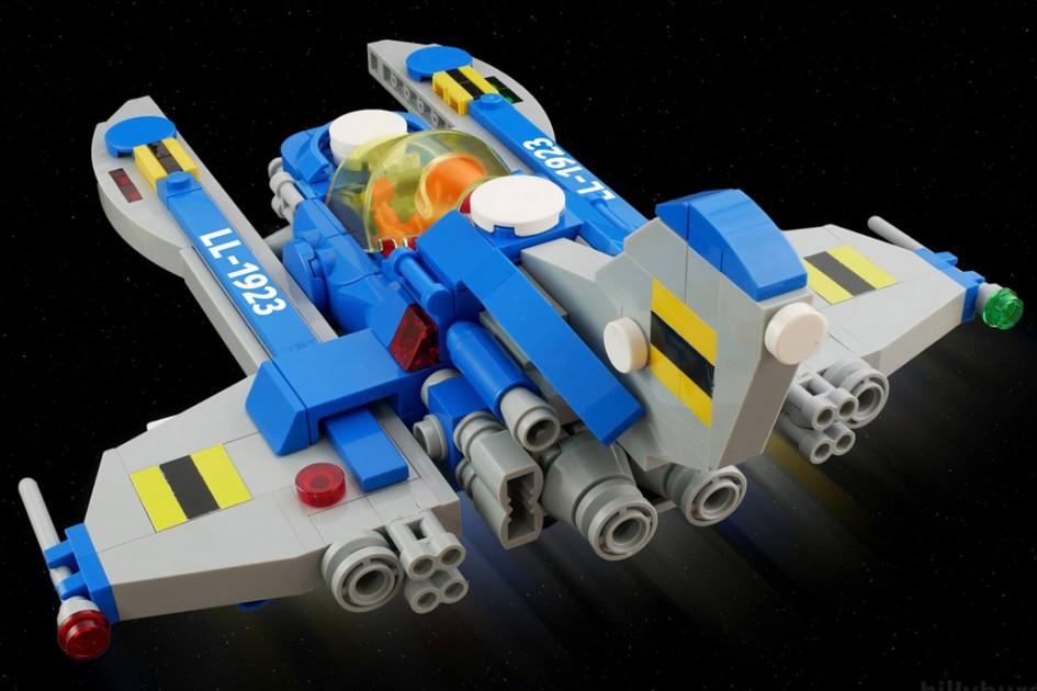 Lunar Exploration Geological Outpost | © Billy Burg / LEGO Ideas