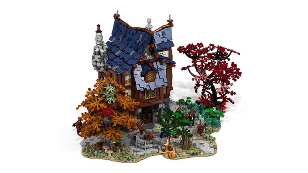 Merchant's House | © bigboy99899 / LEGO Ideas