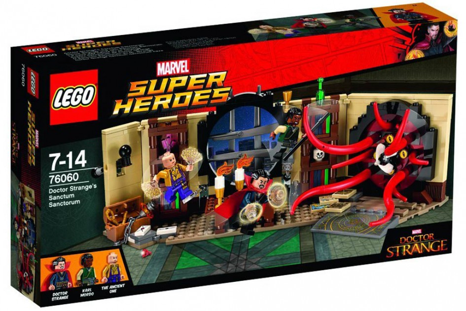 LEGO Marvel Super Heroes Doctor Strange's Sanctum Sanctorum (76060) | © LEGO Group