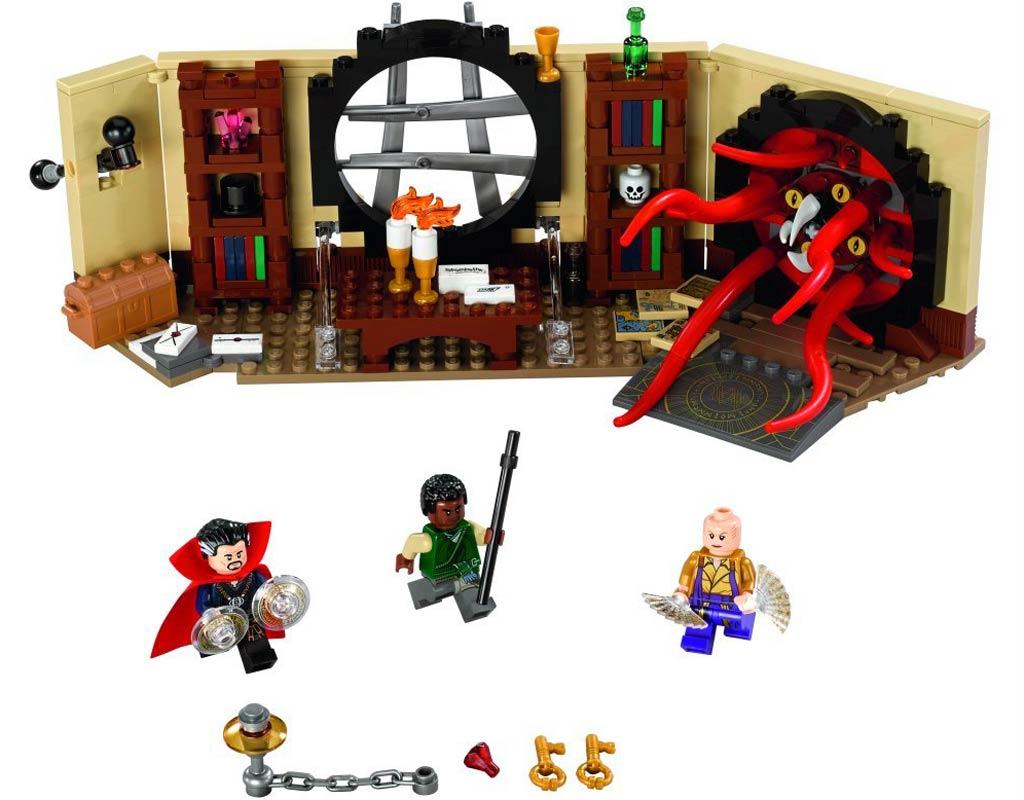 Doctor Strange's Sanctum Sanctorum (76060) | © LEGO Group