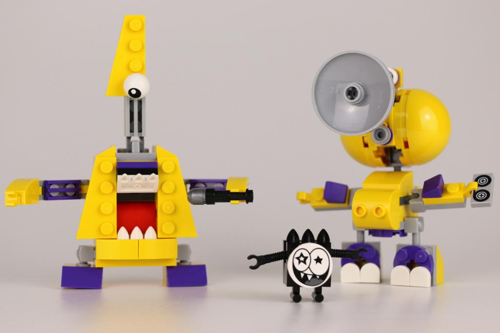Jamzy und Trumpsy rocken los! | © Andres Lehmann / zusammengebaut.com